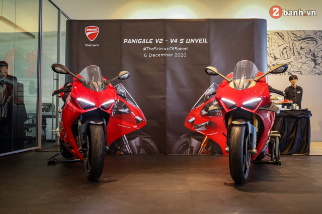 Can canh Ducati Panigale V4 S 2020 gan 1 ty tai Viet Nam - 3