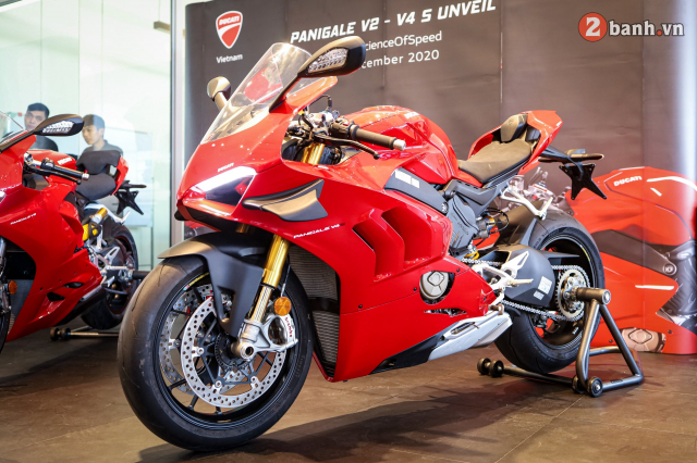 Can canh Ducati Panigale V4 S 2020 gan 1 ty tai Viet Nam - 33