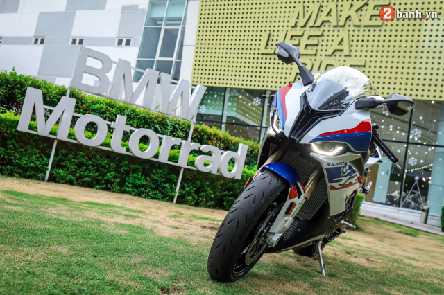 Can canh BMW S1000RR phien ban MPerformance voi gia hon 1 ty dong tai Viet Nam - 30