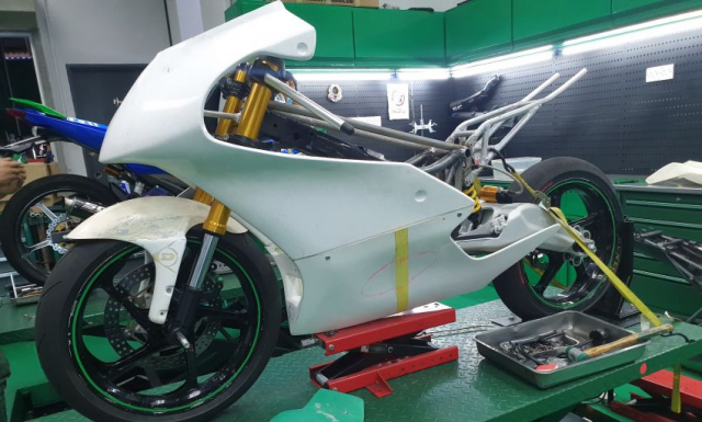 Exciter 150 do chay san Moto3 se dinh nhu the nao - 19