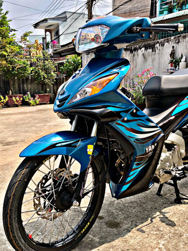 Chiec Exciter 2010 nay chac chan se lam ban me met - 8