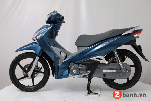 Cach bien Future 125 thanh Wave 125i chi voi vai duong quyen
